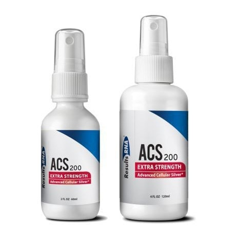 Advanced Cellular Silver (ACS) 200® Extra Strength