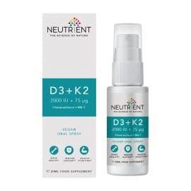 Neutrient™ D3 + K2