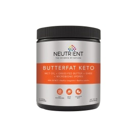 Neutrient Butterfett Keto
