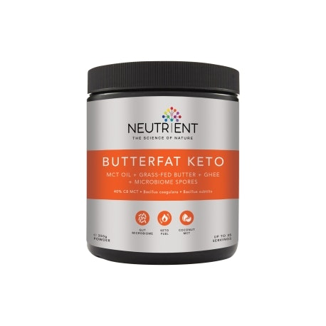 Neutrient Butterfat Keto MCT Oil
