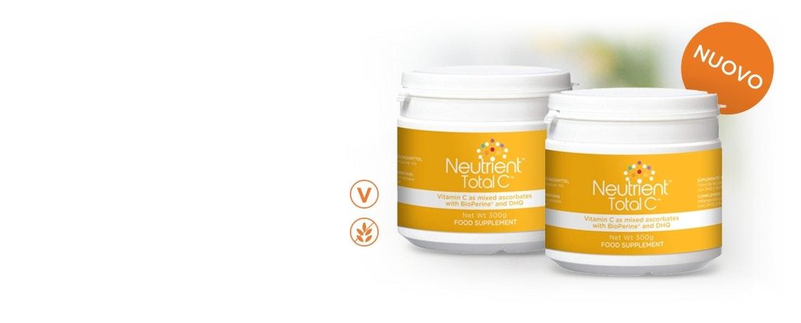 Neutrient Total C