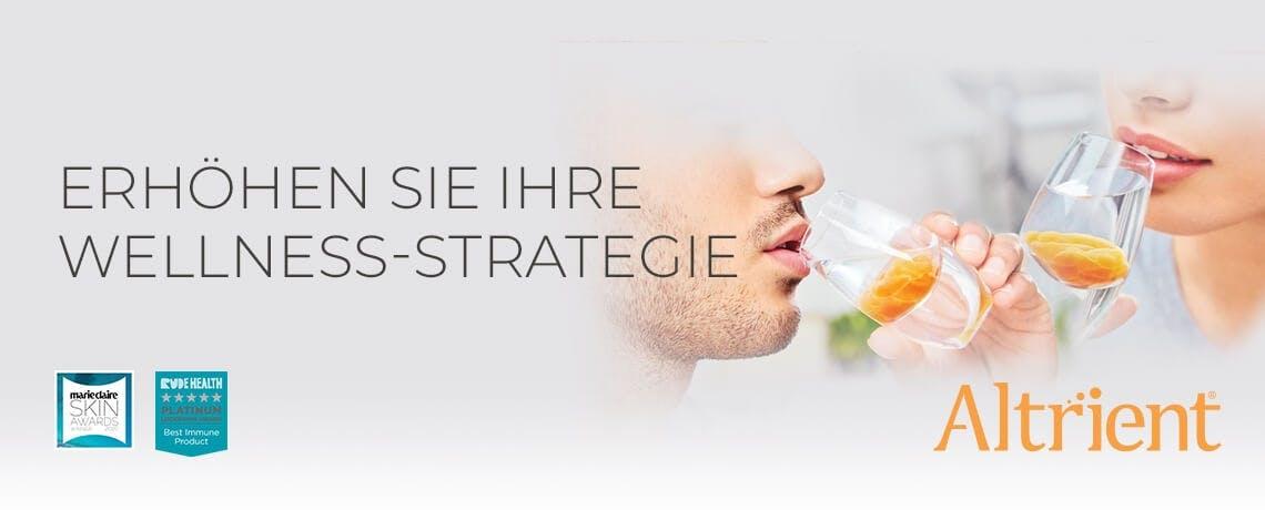 Erhöhen sie ihre Wellness-Strategie - Altrient