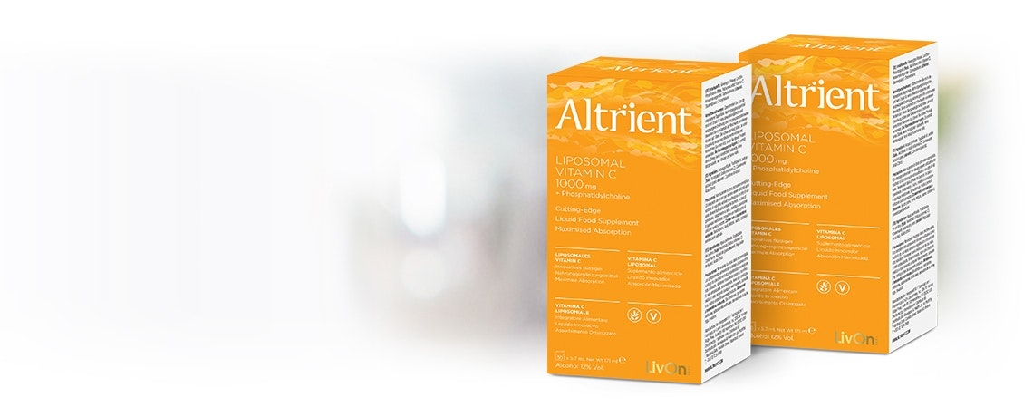 Altrient C featured in The Times