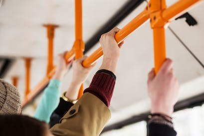 Liposomal Vitamin C – How to ward off a cold whilst commuting