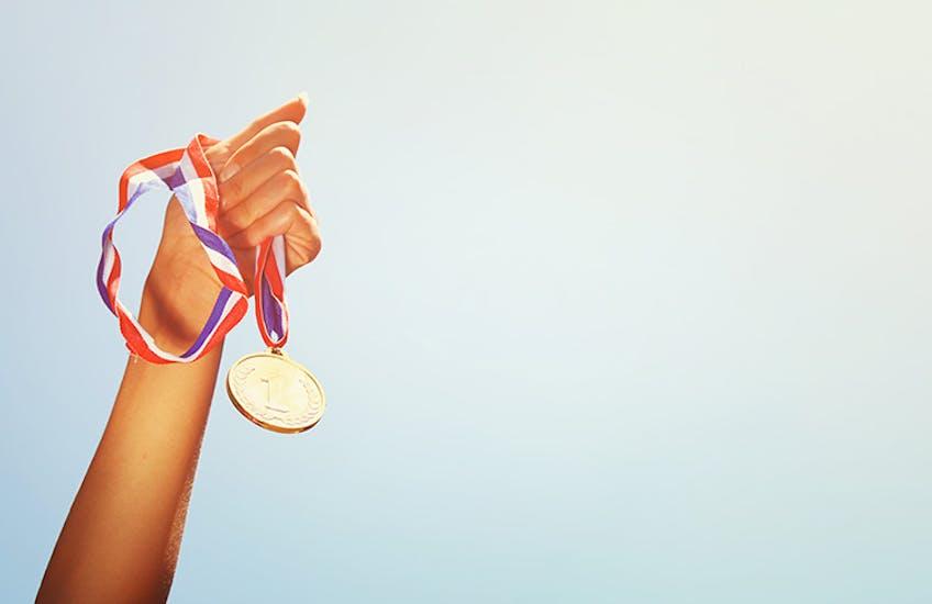 Kit esencial para corredores de maratón: glutatión, vitamina C y un complejo de vitamina B