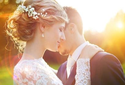 Cómo sentirse bien y lucir perfecta el día de su boda