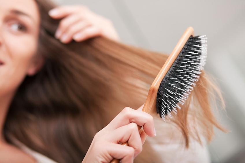 Sie verlieren Haare? Ihnen könnte Vitamin B fehlen