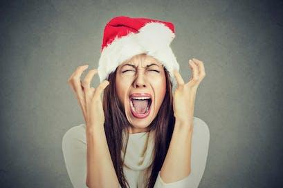 Guide de survie de Noël! La vitamineC liposomale, la vitamineB et le glutathion viennent à la rescousse.