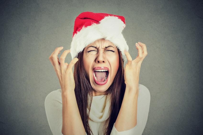 Guida di sopravvivenza SOS Natale! Vitamina C liposomiale, vitamina B e glutatione in tuo aiuto.