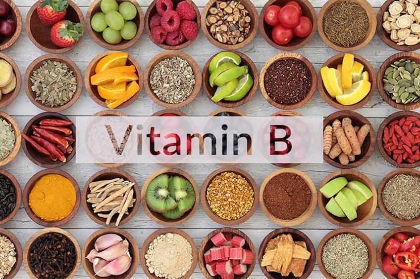 Could B vitamins help banish the moody February blues?