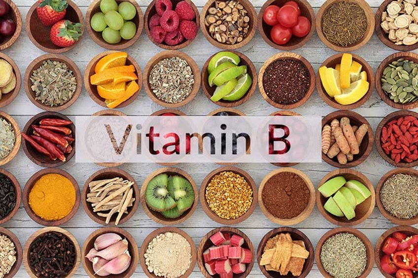 Could B vitamins help banish the moody February blues?