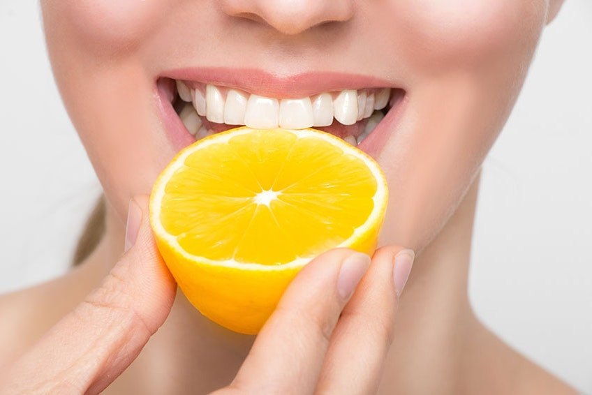 Vitamin C, gum health and anti-ageing – What's the connection?