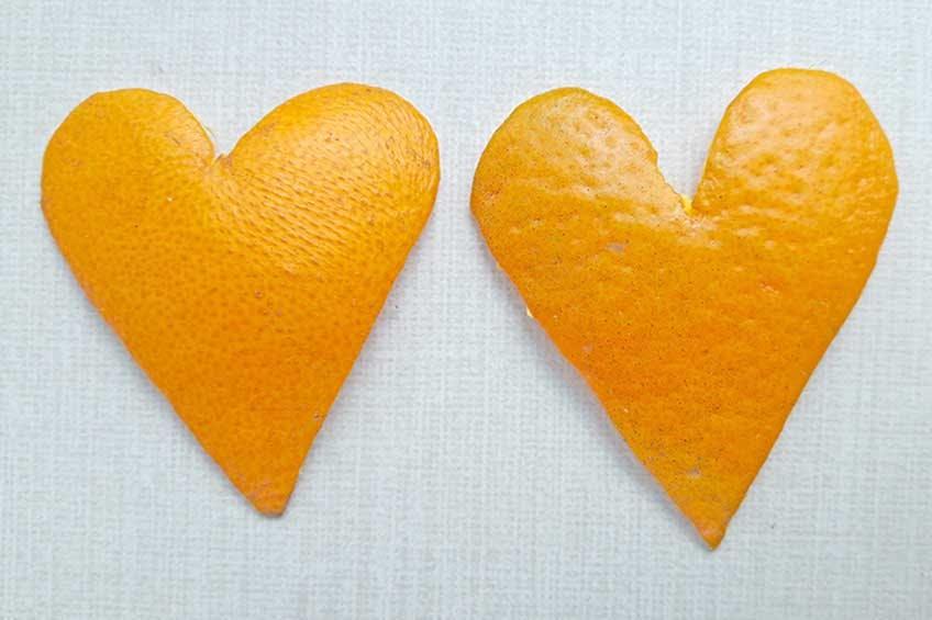 Könnte ein einfacher lokalisierter Vitamin-C-Mangel zu einem Herzinfarkt führen?