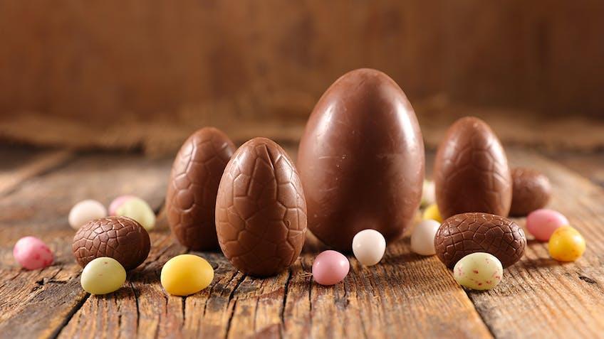 Haben Sie nach Ostern normalerweise einen nervösen Magen?