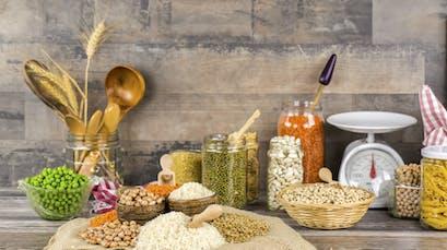 Posibles riesgos de una dieta vegetariana