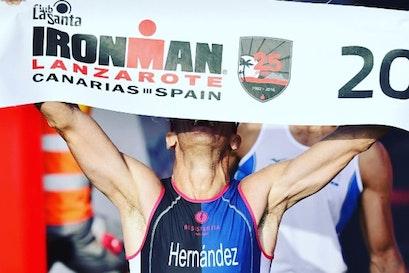 IRONMAN® Lanzarote 3 de julio de 2021 Partners con Altrient Suplementos Liposomales de Alto Rendimiento