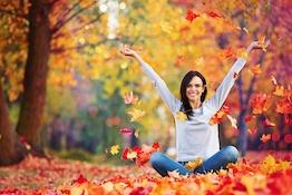 Consigli di bellezza per l'autunno, dall'alba al tramonto ...