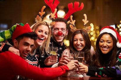 Hello Christmas, Goodbye Good Health!
