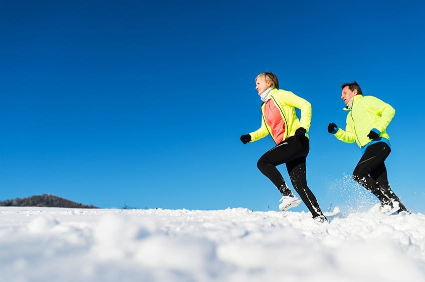 Fai luce sul tuo allenamento invernale