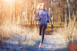 Achtung, fertig, los: So machen sich Läufer winterfest