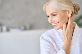 Come trattenere il collagene durante la menopausa