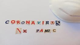 CORONAVIRUS - Don't worry!
