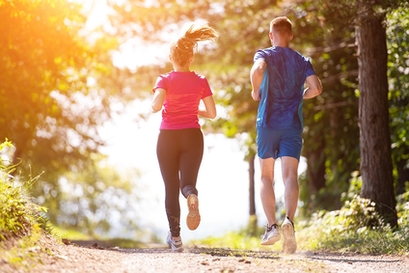 Three top tips for first-time runners