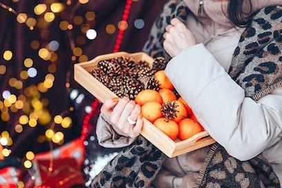 ¿Puede la vitamina C mantenerle alerta esta Navidad?